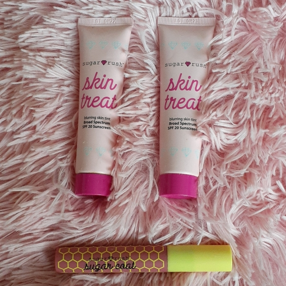 tarte Other - Sugar Rush FOUNDATION and lipstick bundle